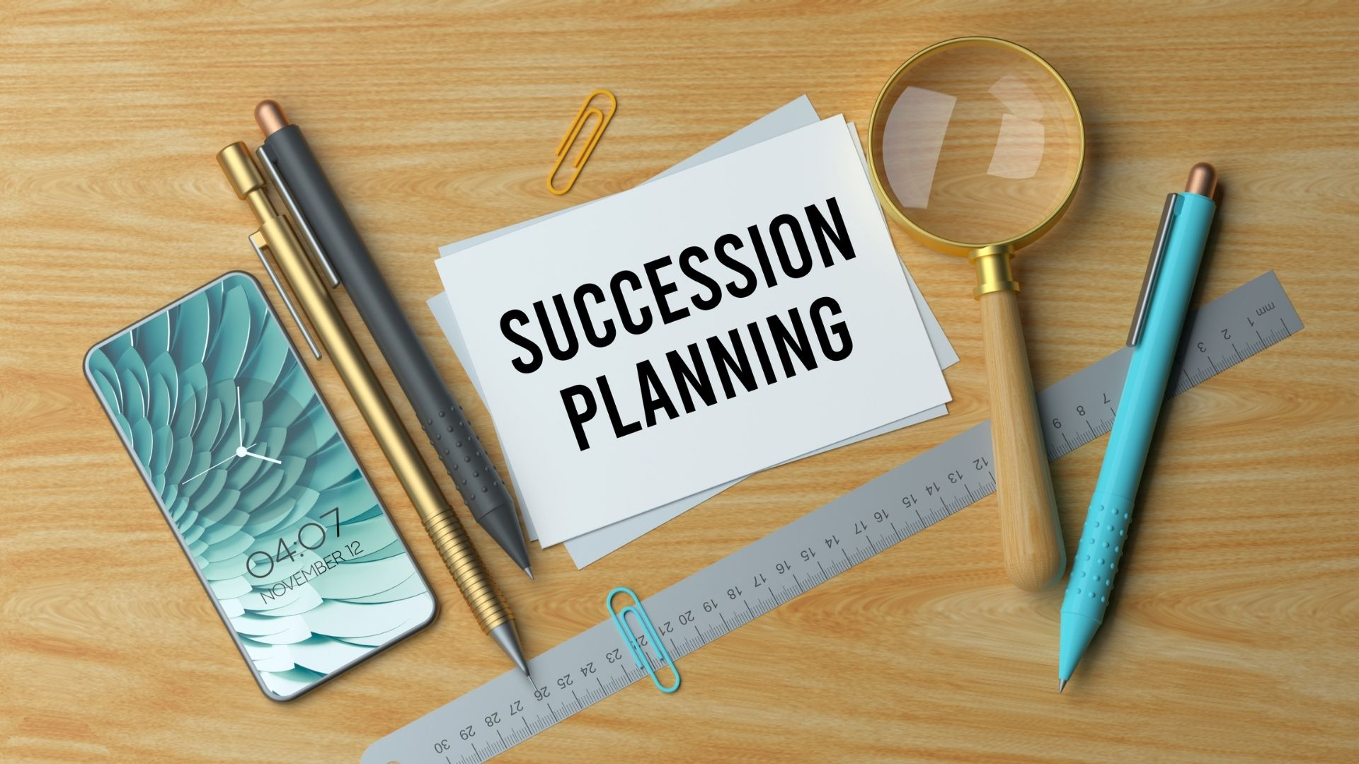 How to support clients with complex successionplanning