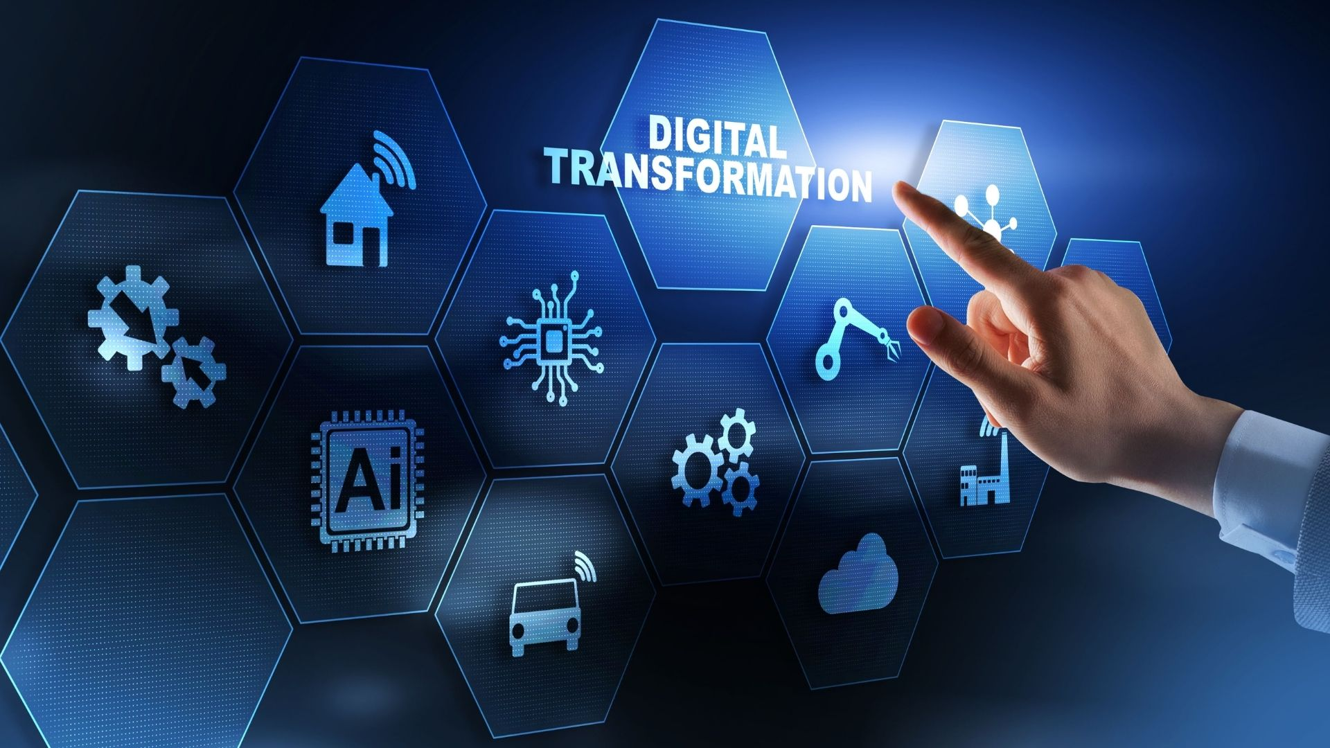 Digital transformation for the world of finance: The rise in collaboration tools and SaaS applications