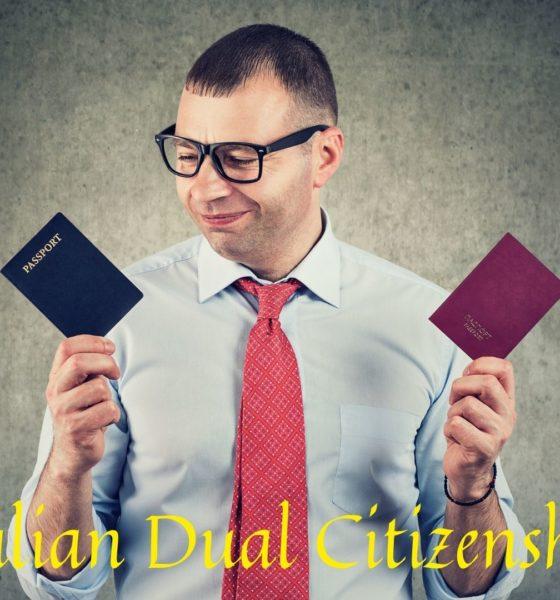 Italian Dual Citizenship- How Expert Assistance Can Help