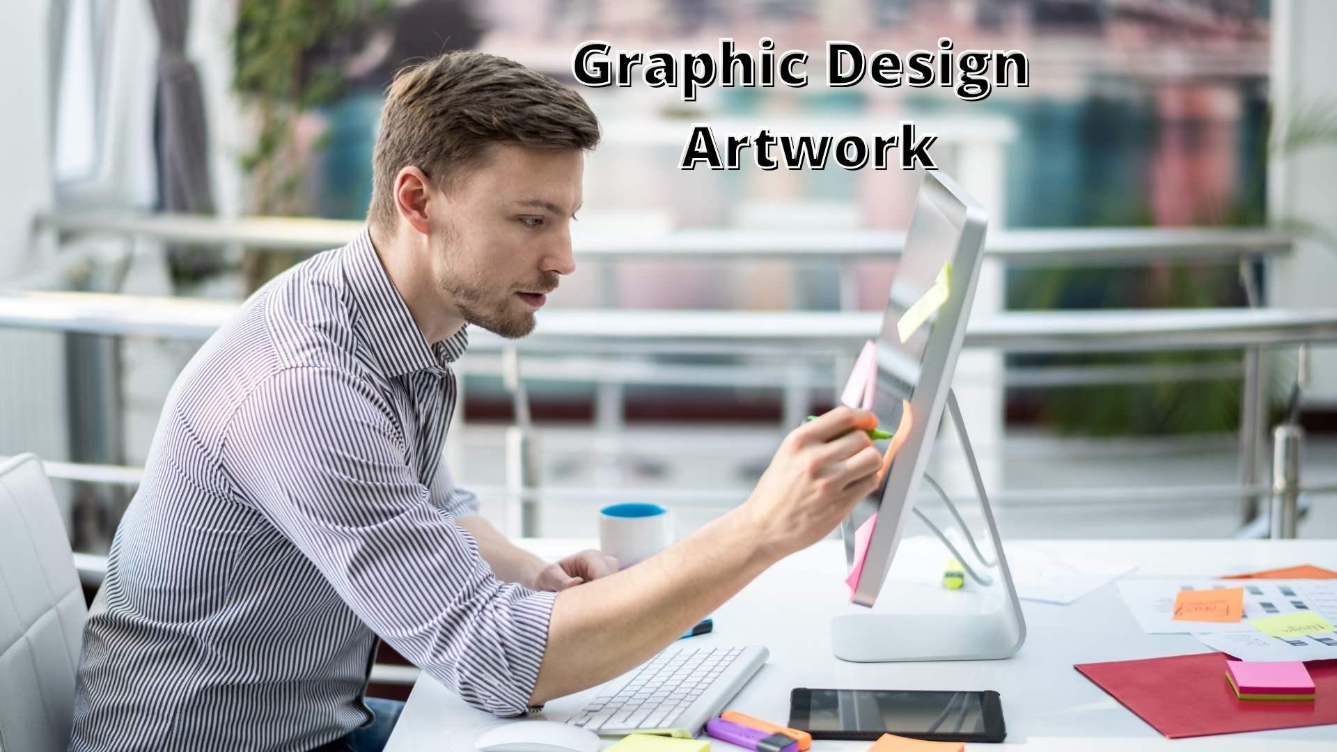 Graphic Design Artwork - A Modern Approach 8