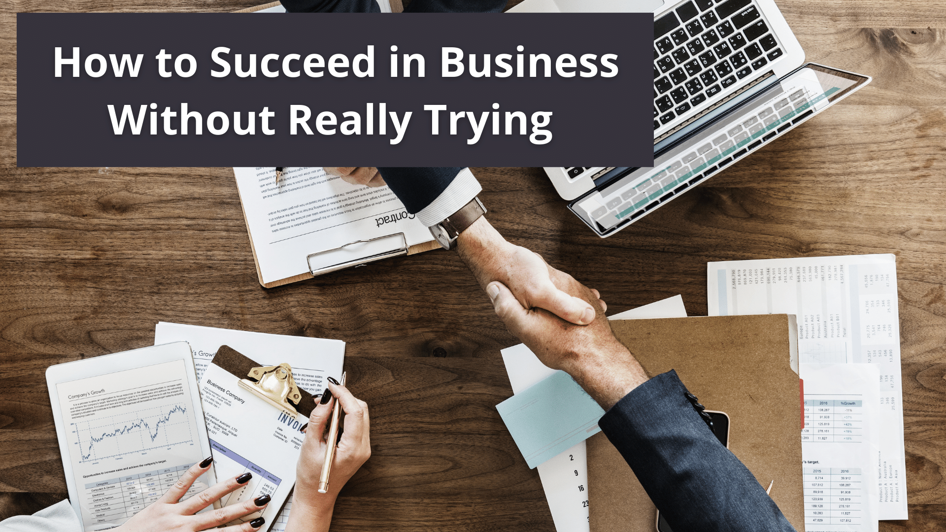 How to Succeed in Business Without Really Trying - Book Review 8