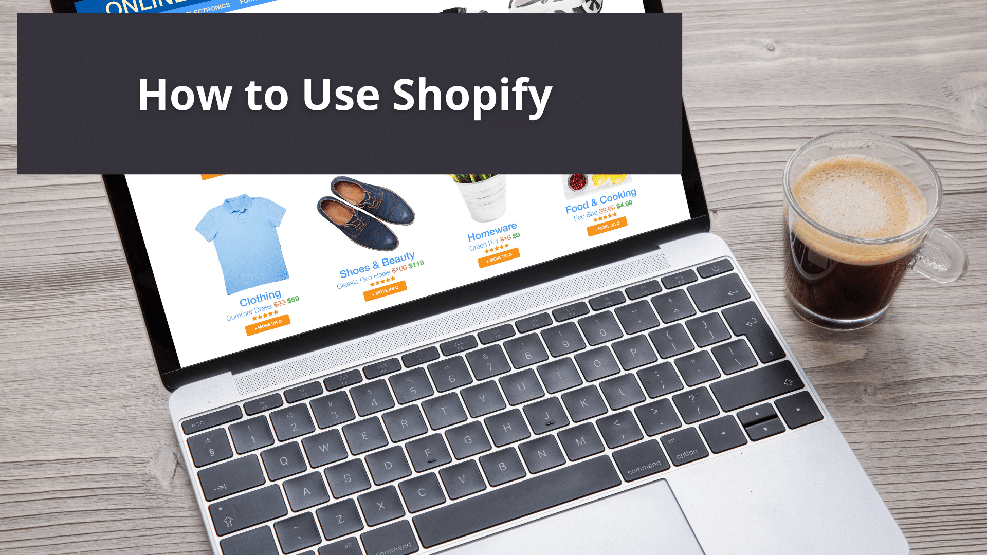 How to Use Shopify to Get Started Building Your Online Business 41