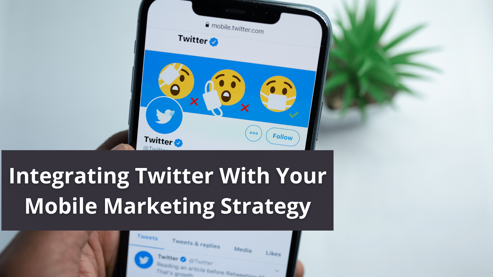 Integrating Twitter With Your Mobile Marketing Strategy 41