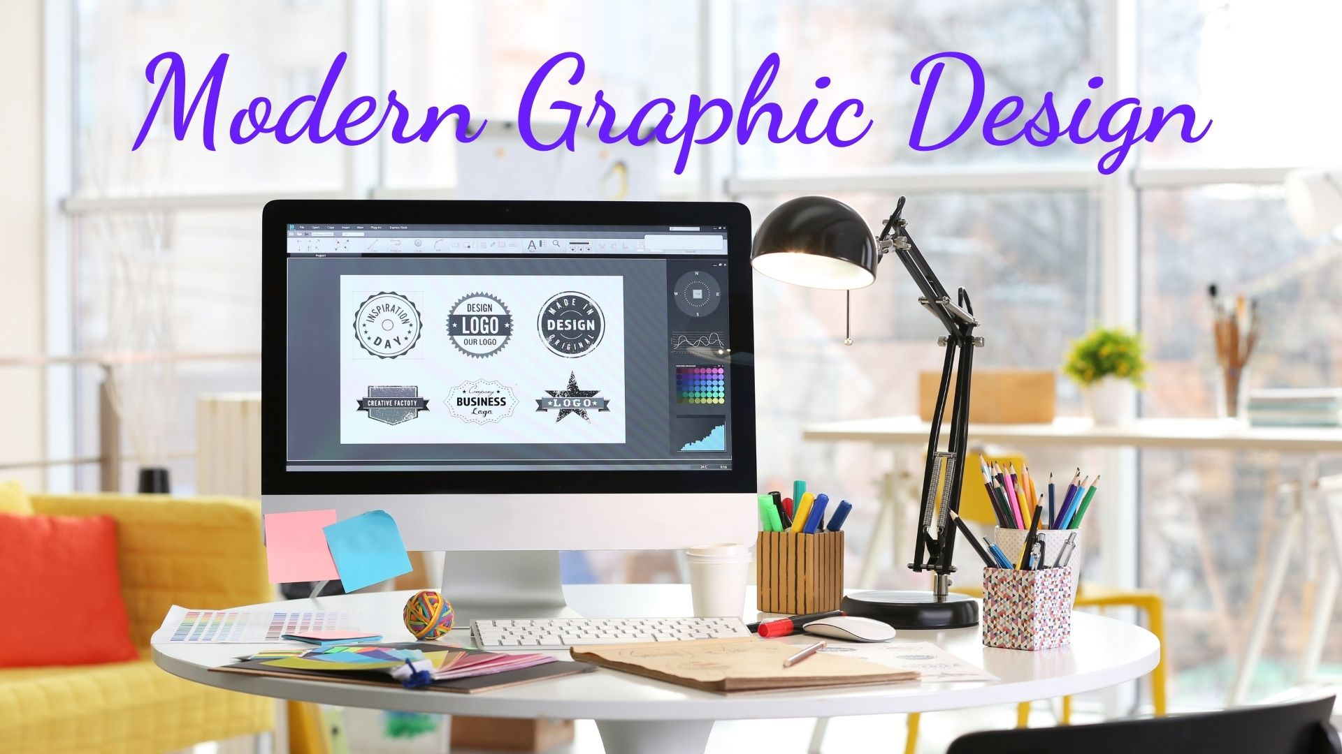 Modern Graphic Design - What is It and How Do You Use It