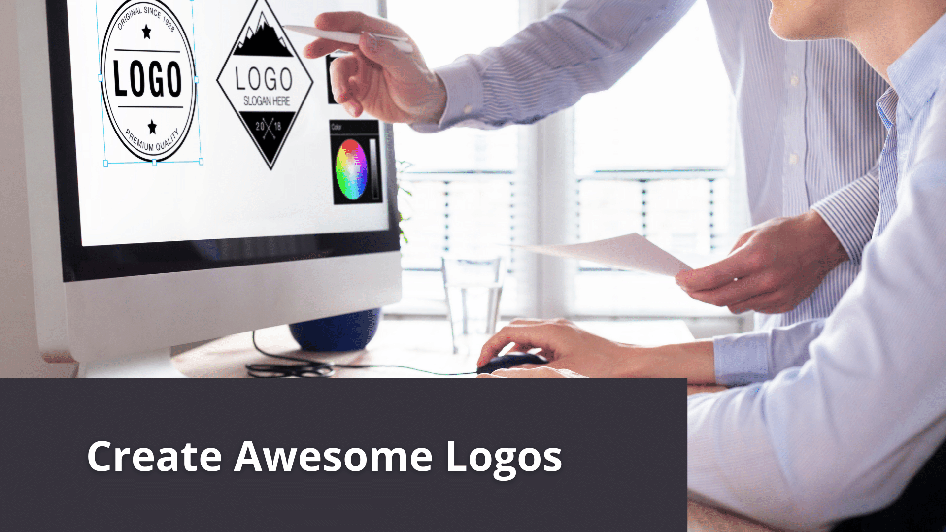 Quickly Create Awesome Logos With the Help of Drag-and-Drop Editor 8