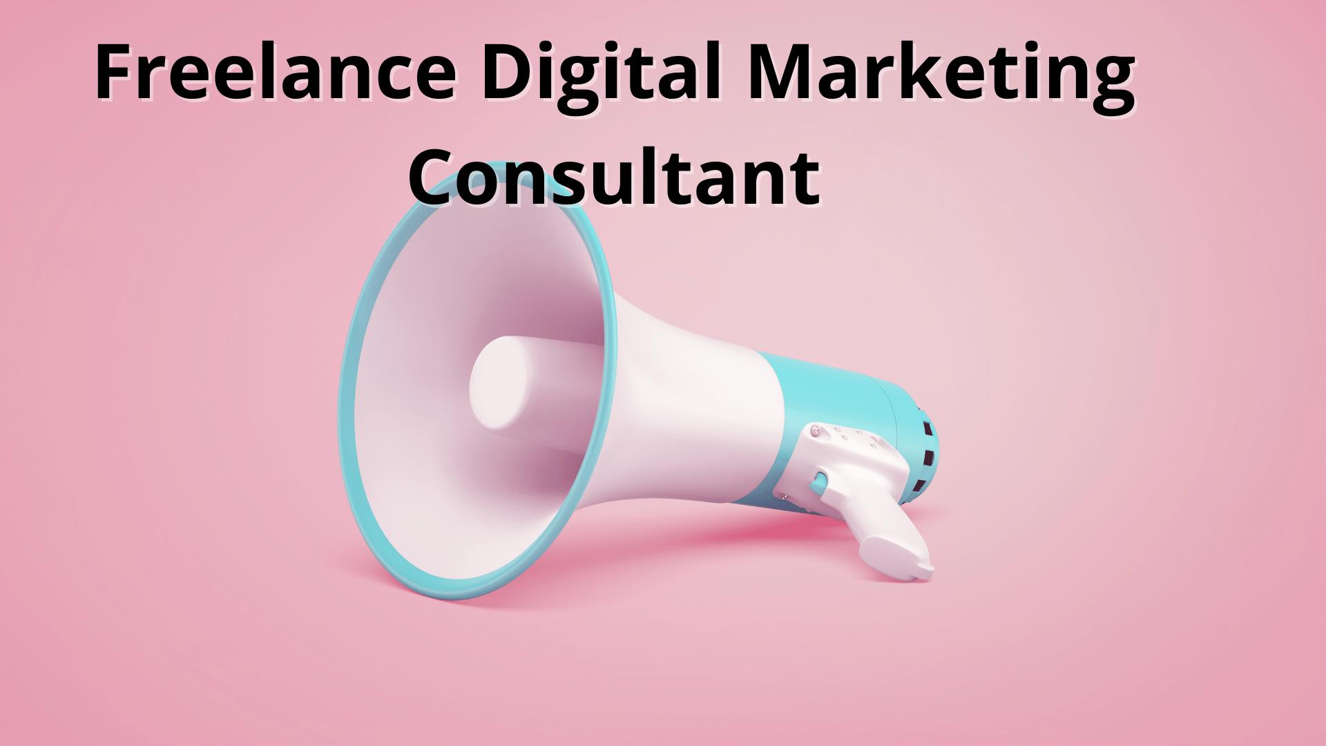 Choosing A Freelance Digital Marketing Consultant 41