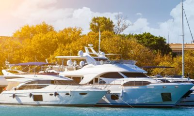 Art on superyachts: what to do when one luxury asset houses another 1