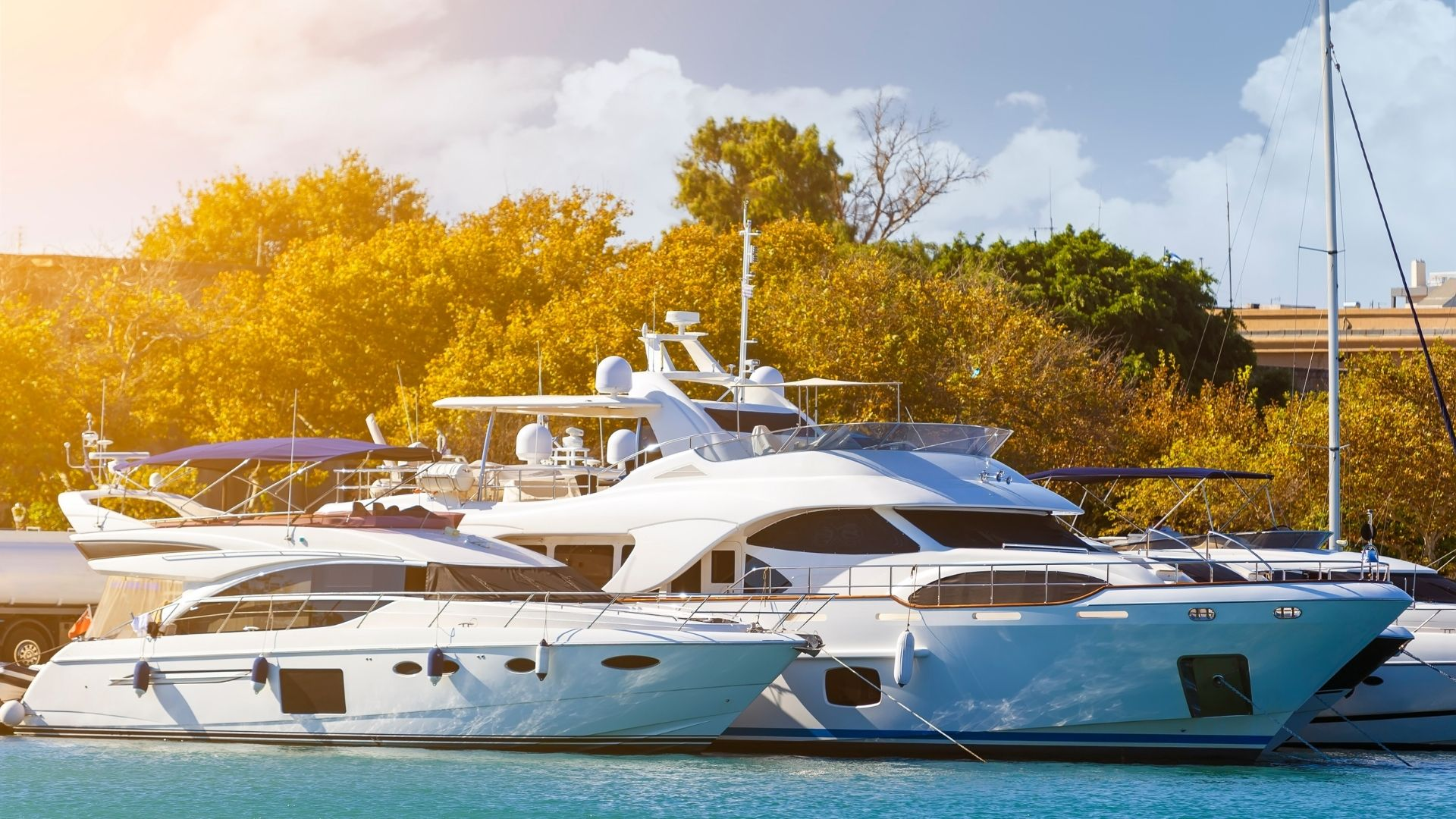 Art on superyachts: what to do when one luxury asset houses another 14