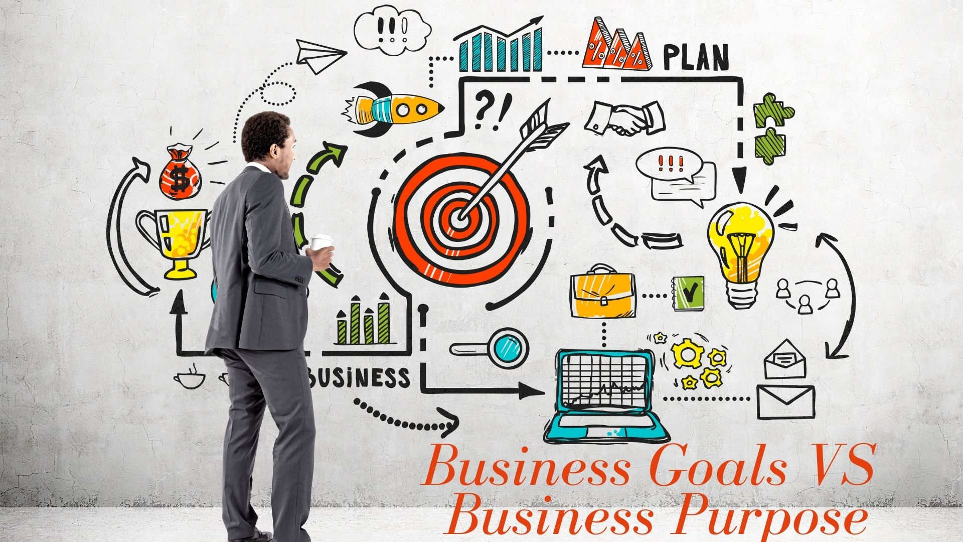 Business Goals vs Business Purpose and how to combine them for success