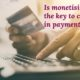 Is monetising data the key to competing in payments?
