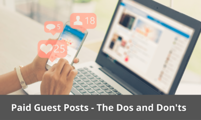 Paid Guest Posts - The Dos and Don'ts 31