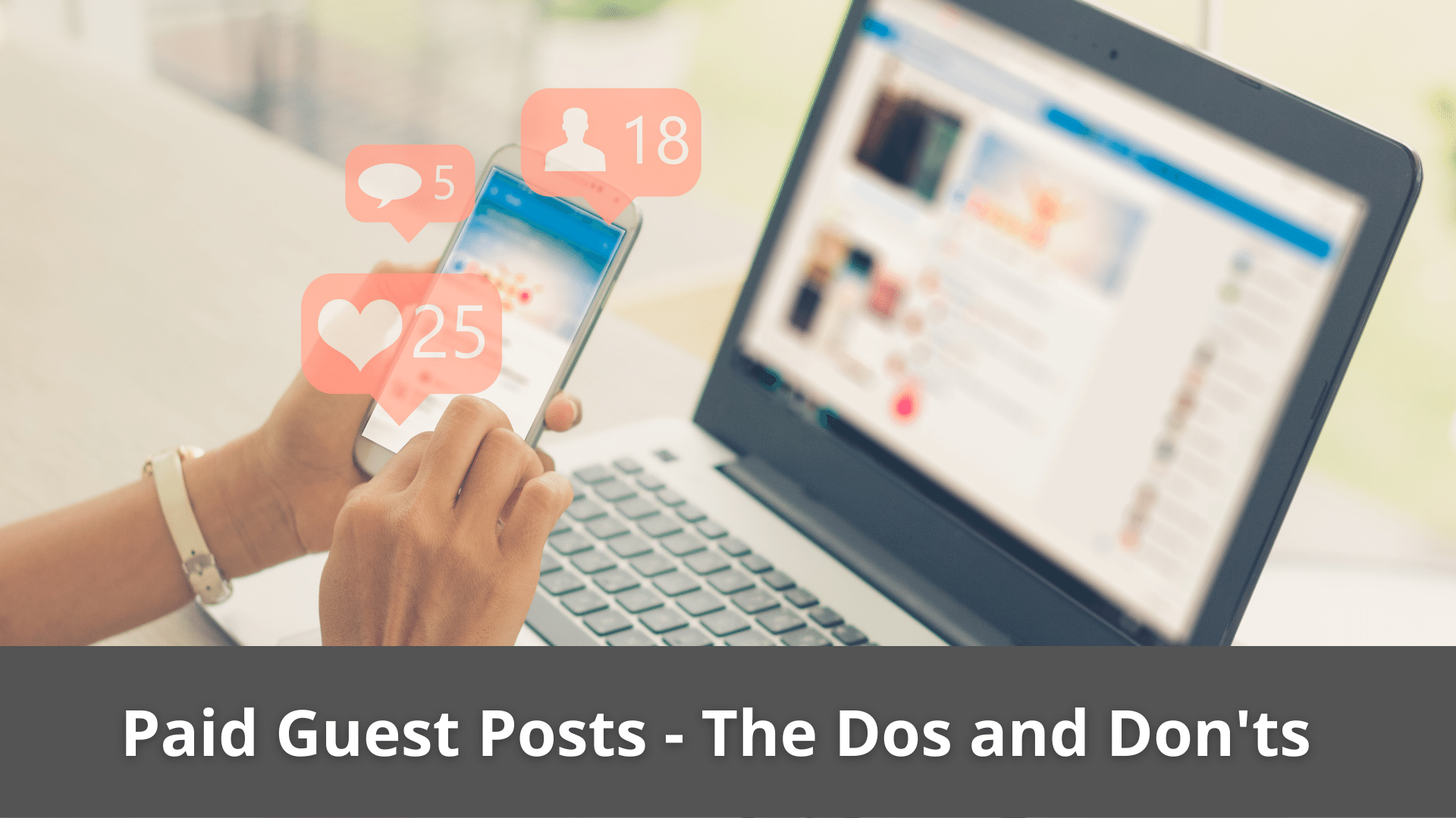 Paid Guest Posts - The Dos and Don'ts 41