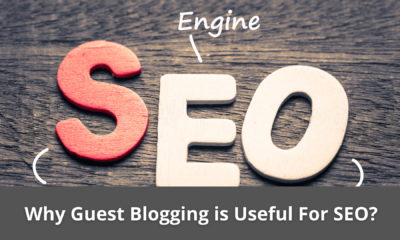 Why Guest Blogging is Useful For SEO? 13