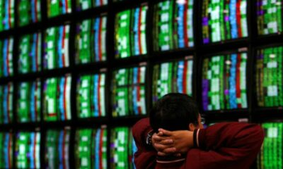 Asian shares rise after consumer confidence boosts Nasdaq to record high 45