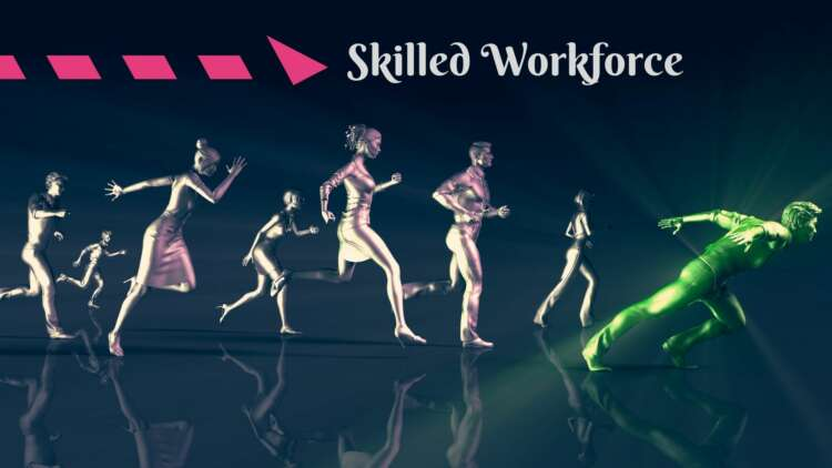 Creating a skilled workforce fit for the future