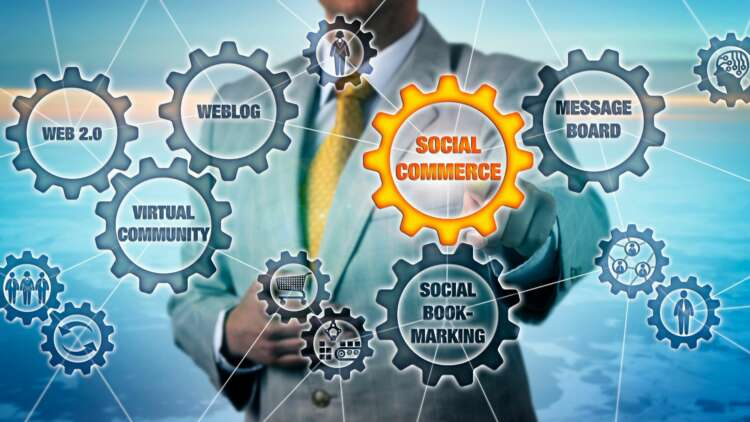 Open banking as a means to enhance social commerce security 41