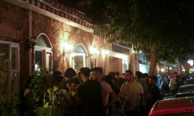 The music stops at Beirut's fabled nightclubs 15