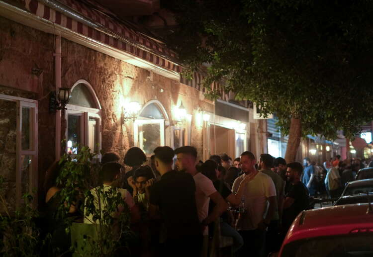 The music stops at Beirut's fabled nightclubs 38