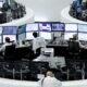 Global share markets rise, bonds fall on U.S. jobs data 42