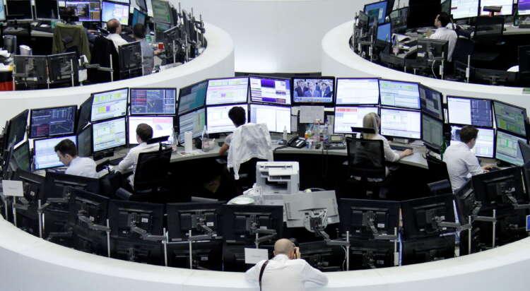 Global share markets rise, bonds fall on U.S. jobs data 37