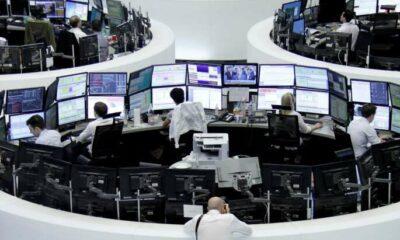 Stocks, bond yields, oil fall as risk appetite fades 57