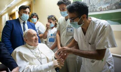 Pope Francis to leave hospital as soon as possible, says Vatican 59