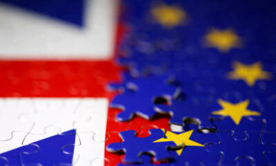 Britain, EU must use caution in new online rules - UN 55