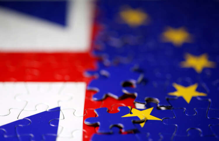 Britain, EU must use caution in new online rules - UN 38