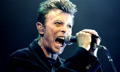 David Bowie album art and photographs headed for auction 53