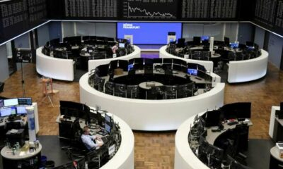 Basic material, luxury stocks drive European shares to a third day of losses 45