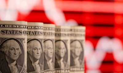 Risk FX retreat catapults dollar to 3-month top as reflation doubts reemerge 55