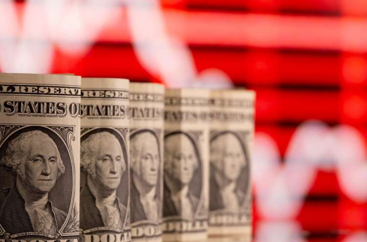 Risk FX retreat catapults dollar to 3-month top as reflation doubts reemerge 38
