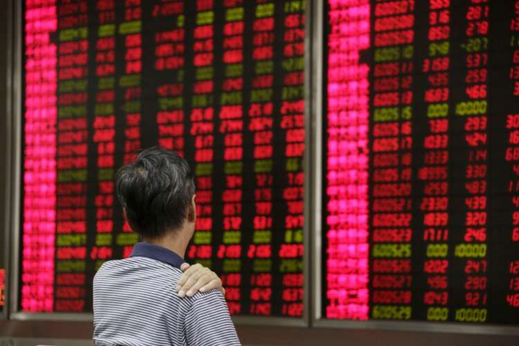 Stocks on worst run in 18-months amid global COVID-19 surge 41