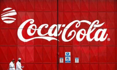 Coca-Cola raises revenue forecast as demand rebounds on reopening boost 26
