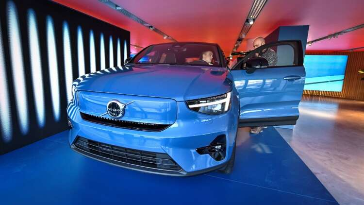Eyeing IPO, Volvo Cars to take full control of its Chinese business 38