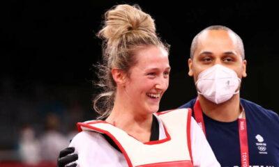 Olympics-Taekwondo-Britain's Williams to fight Croatia's Jelic in final 58