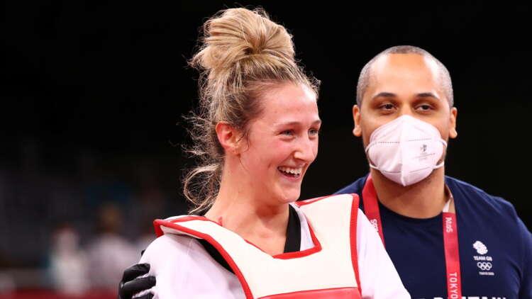 Olympics-Taekwondo-Britain's Williams to fight Croatia's Jelic in final 41