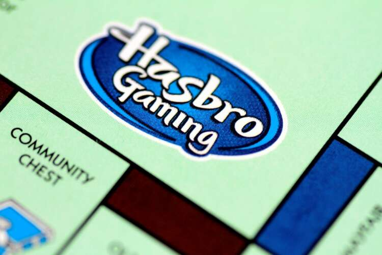 Hasbro ramps up toy supply for holiday season to beat shipping delays 41