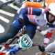 Olympics-Cycling-Britain's Shriever wins gold in women's BMX 43