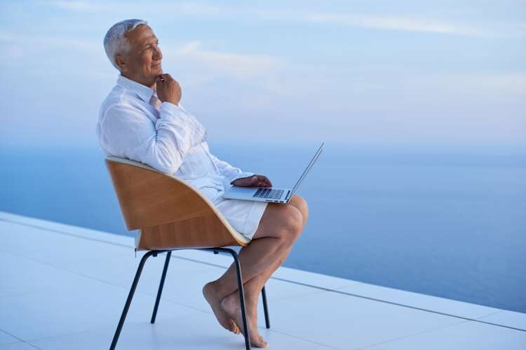 Why companies need to rethink retirement - Tips for ensuring a happy life in later years 41