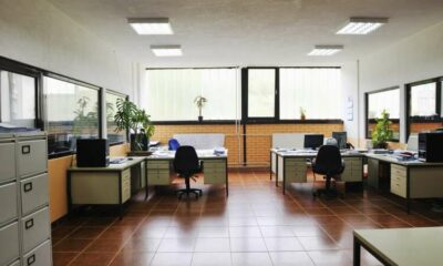 Research from EPOS reveals a huge disparity about the return to the office 39