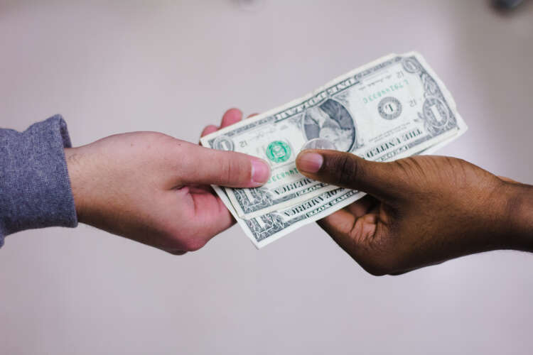 Making money personal again Why money should be about the connections and possibilities it unfolds 37
