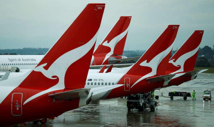 Qantas idles 2,500 more staff as COVID-19 cuts domestic flights 41