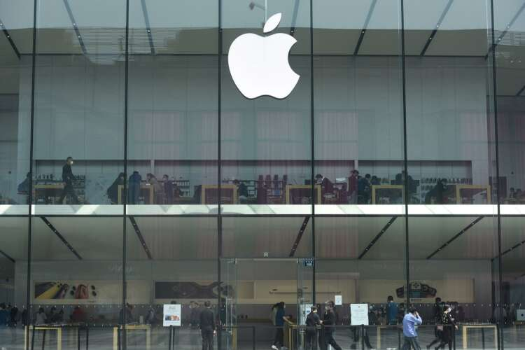 Apple works with Chinese suppliers for latest iPhones - Nikkei 41