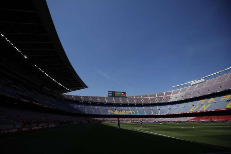 Spain's La Liga attracts $3.2 billion investment from CVC 41