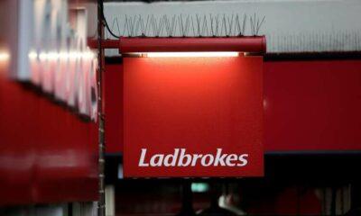 Ladbrokes owner shares hit record high as investors bet on new MGM bid 53