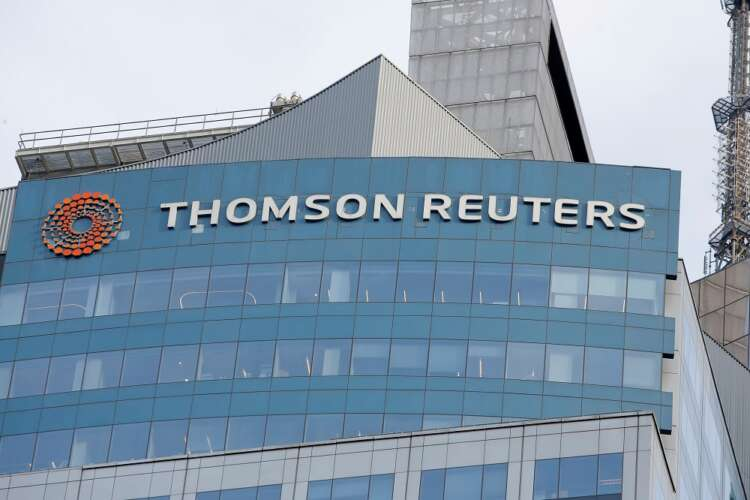 Thomson Reuters lifts sales outlook on back of earnings beat 41