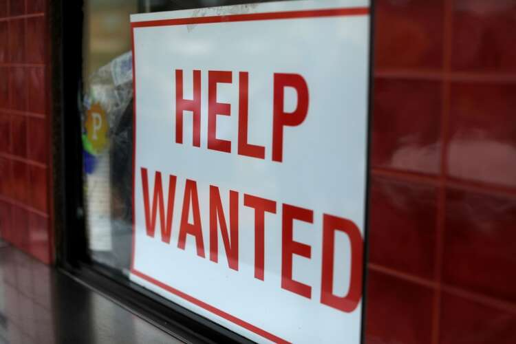 U.S. weekly jobless claims fall; layoffs lowest in more than 21 years 41