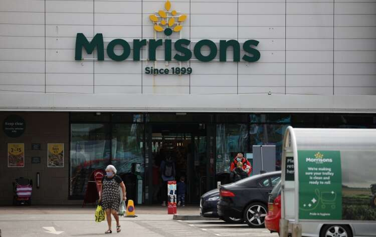 UK's Morrisons agrees to raised $9.3 billion offer from Fortress-led group 41