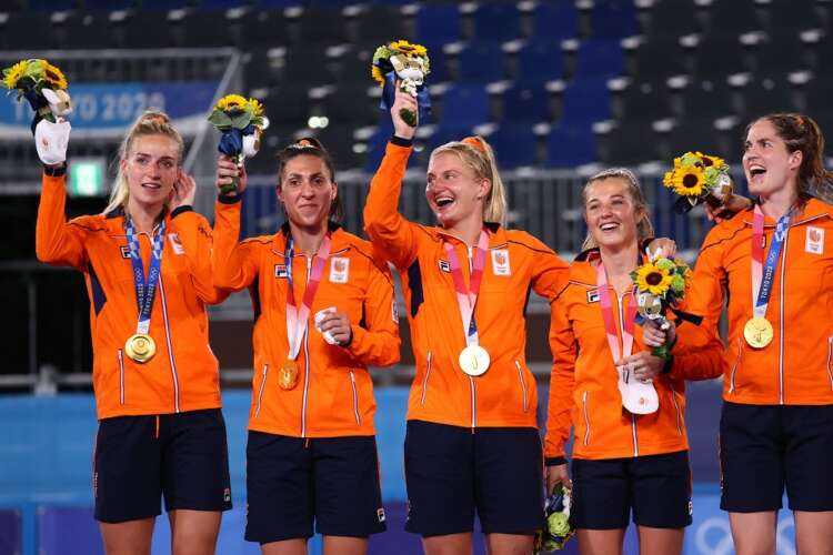 Olympics-Hockey-Netherlands claim gold with 3-1 victory over Argentina 41